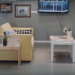 aménagement de l'espace office de tourisme de Lens Liévin